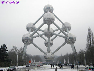 Atomium Bruxelles Heysel