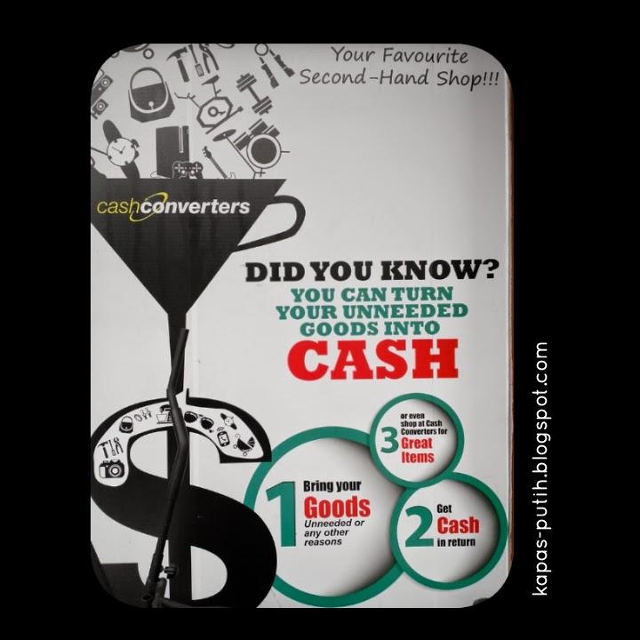 Second-hand Shop Cash Converter - Batu Jed Hijau