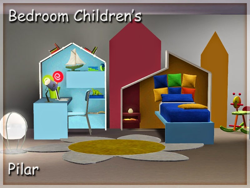 14-04-2014  Bedroom Children's