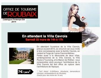 Autour de la Villa Cavrois