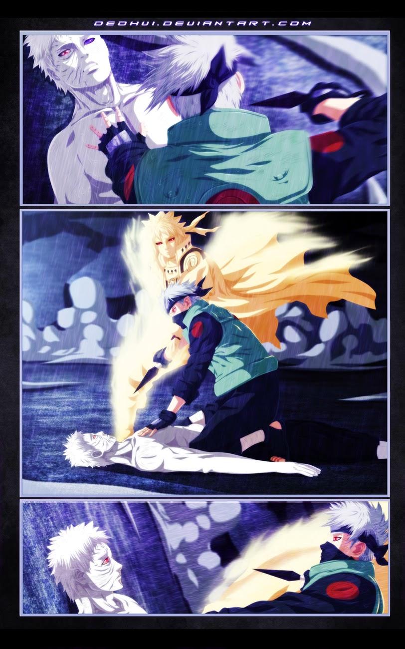 Naruto chap 660 Trang 21 - Mangak.info