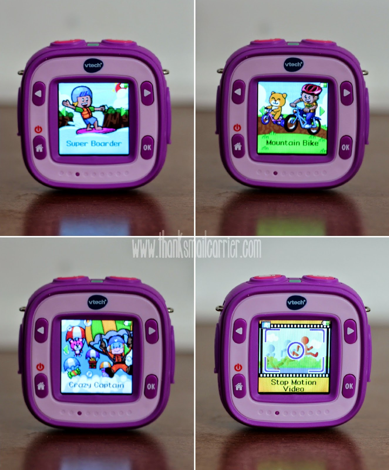 Kidizoom Action Cam games