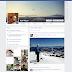 الشكل الجديد لموقع فيس بوك وطريقة الحصول علية - Facebook's redesigned News Feed