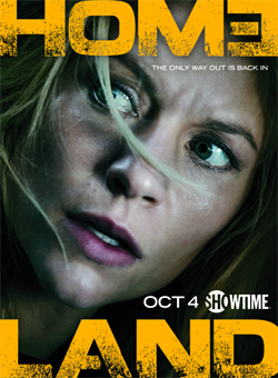 Homeland Temporada 5 audio español