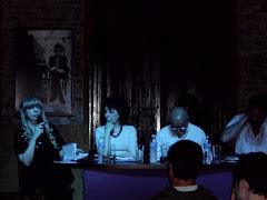 La Maldición de la literatura, Liliana Díaz Mindurry