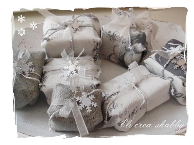 Eli crea shabby co waiting for christmas decorazioni - Abbellito con decorazioni ...