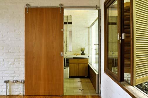 Porta De Correr De Vidro No Quarto ~ Celine Muller Design Porta de Correr  Divis?ria ambientes