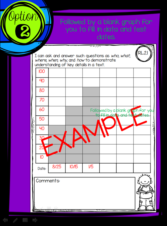http://www.teacherspayteachers.com/Product/2nd-Grade-Student-Data-Binder-with-Editable-pages-1371311