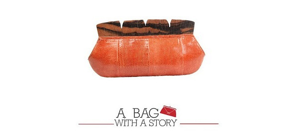Queen Maxima's BAG WITH A STORY