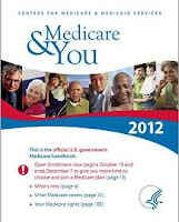 medicare and you handbook 2012