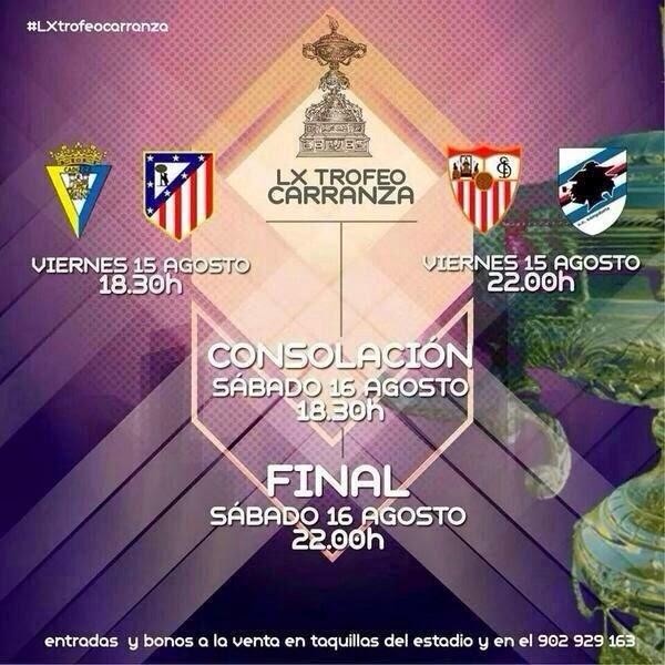 LX Trofeo Ramón de Carranza