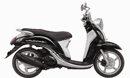 New Yamaha Mio Fino FI Black Diamond