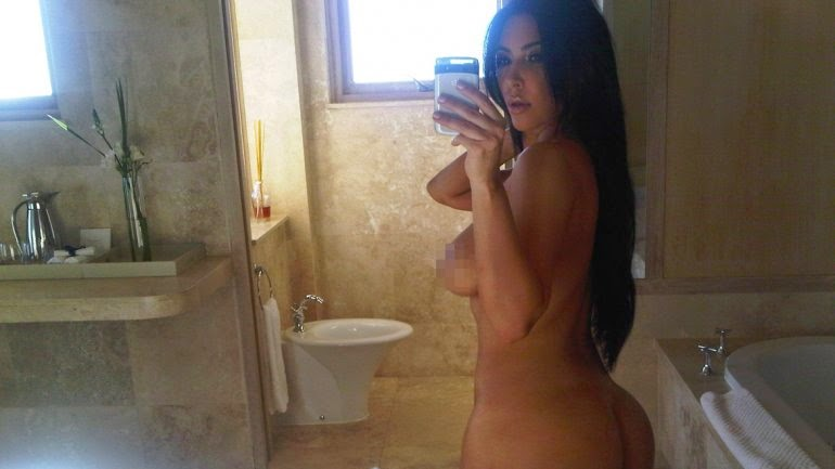 Famosas Desnudas En La Red Aparecen M S Fotos Hot De Estrellas