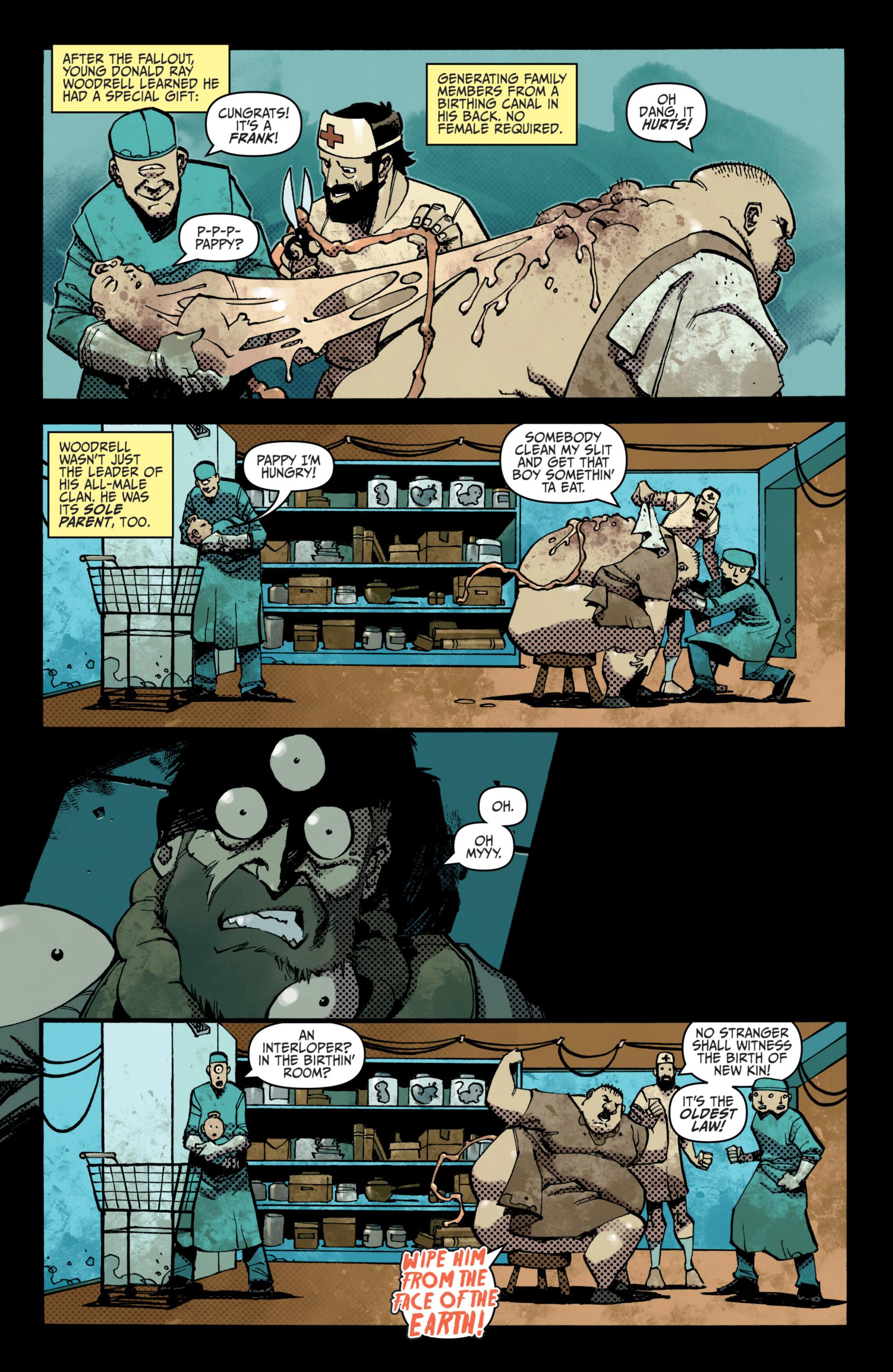 Read online Judge Dredd (2012) comic -  Issue # _TPB 3 - 41