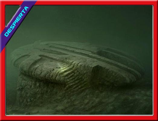 Objeto desconocido en el mar Baltico II