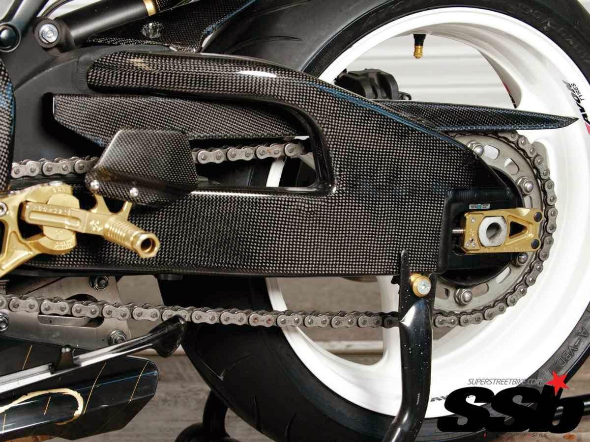 Modifikasi Honda CBR1000RR 2008 Bertema Valentino Rossi