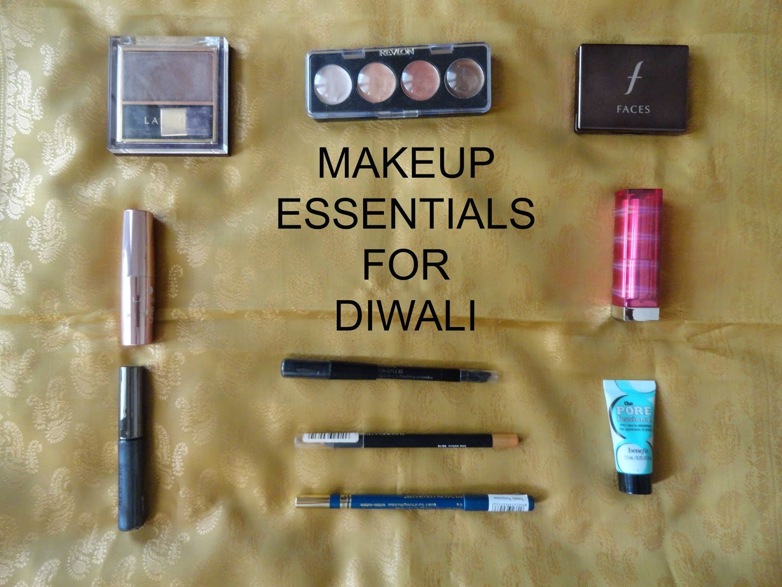 Makeup Essentials for the Festive Season image
