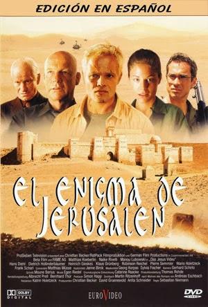 El Enigma de Jerusalem (2002) DVDRip [Español Latino][Fantástico][FS]