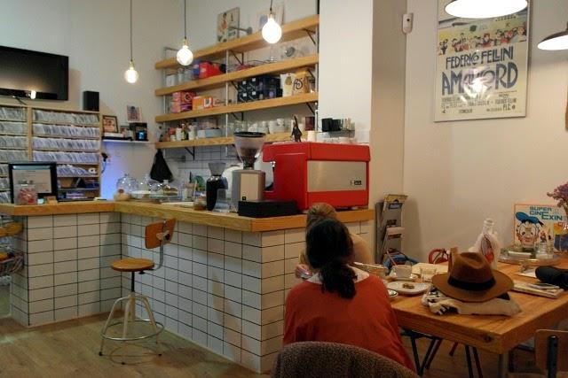 Café y videoclub