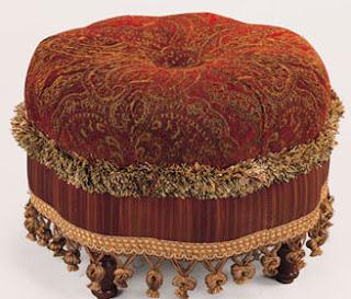 Squashy Ottoman