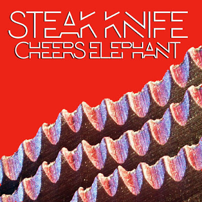 "CHEERS ELEPHANT ""Steak Knife"""