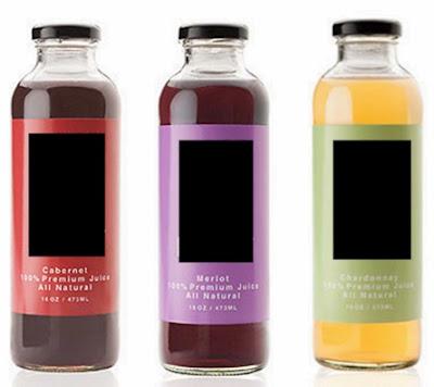 perbedaan antara jus anggur ungu dan putih