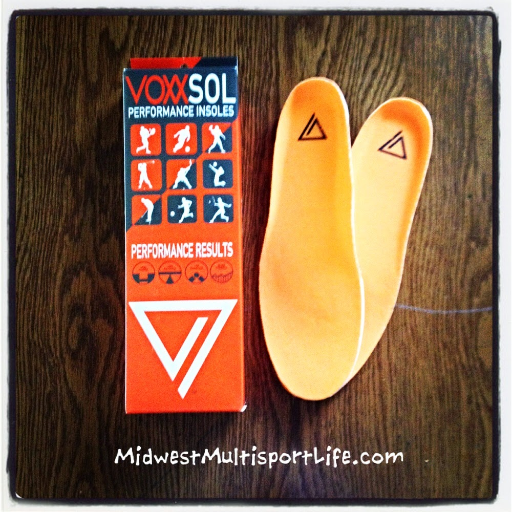 VOXXSOL Performance Insoles