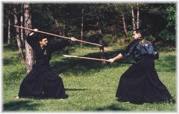 Yari 6- The Japanese spear
