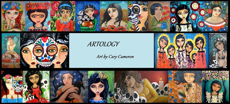 Cary Cameron Art Blog