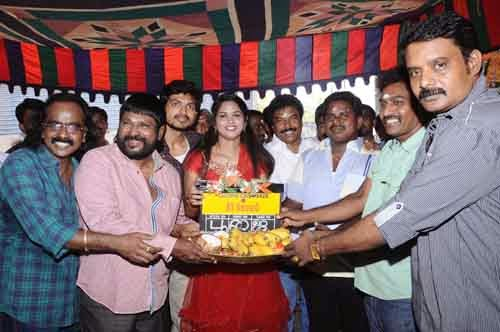 Neer Kolam Tamil Movie Launch Event
