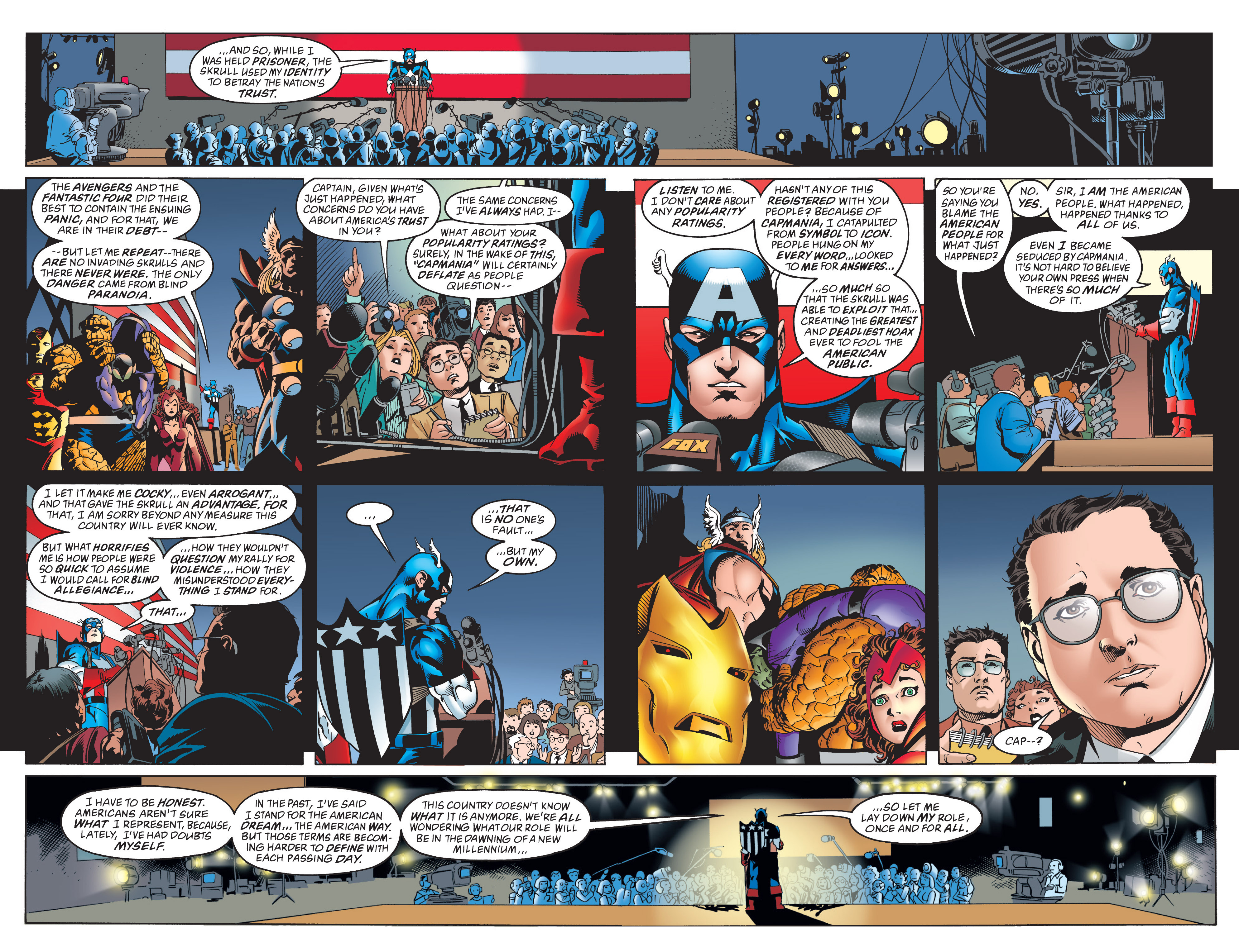 Captain America (1998) Issue #7 #10 - English 19