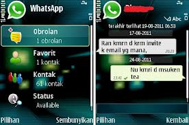 WhatsApp Messenger (Symbian) 2.11.561