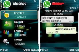 WhatsApp Messenger (Symbian) 2.11.561