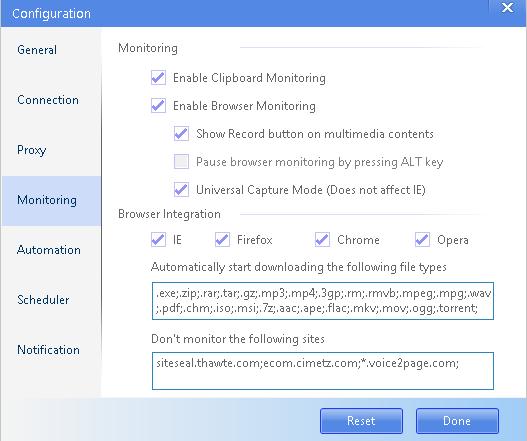 تحميل برنامج eagleget منافس IDM مع الشرح الكامل