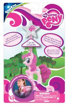 MLP Spot Lite Charm Lite Pinkie Pie Packaging