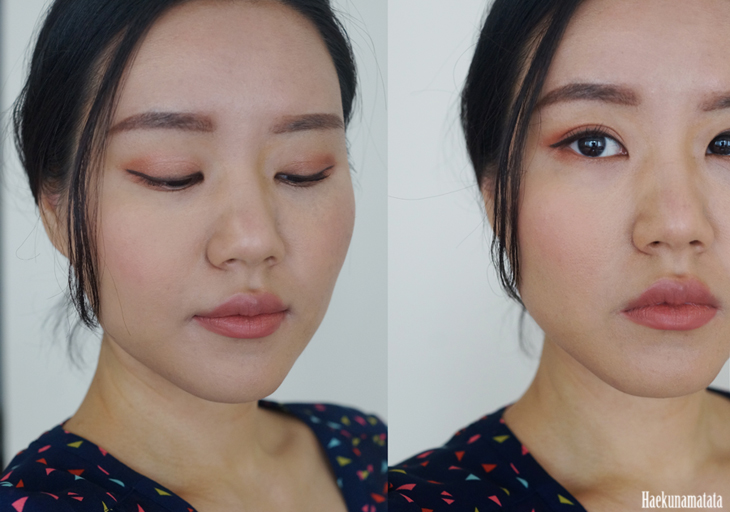 Clinique Cheek Pop in Ginger Pop Review and Swatch FOTD