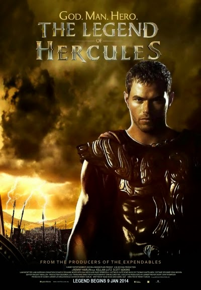 poster the legend of hercules