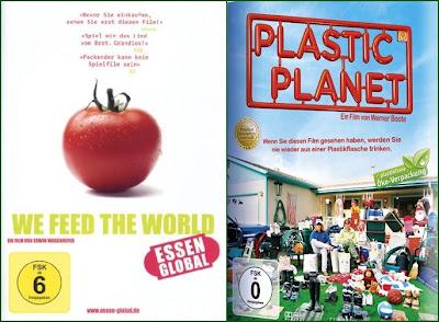 """Zum einen ist da die Doku """"We Feed the World"""" und zum anderen """"Plastic Planet"""". Es gibt natürlich noch viele andere sehenswerte Reportagen, aber gerade diese beiden Filme dokumentieren den weltweiten Zusammenhang der Themen."""