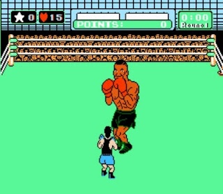 Virtual Console Punch Out