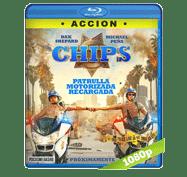 Chips: Patrulla Motorizada Recargada (2017) Full HD BRRip 1080p Audio Dual Latino/Ingles 5.1