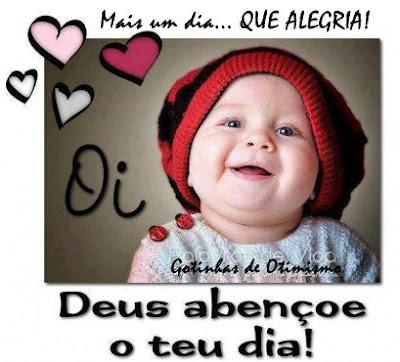 Mensagens de Bom dia para Facebook e Imagens de Alegria