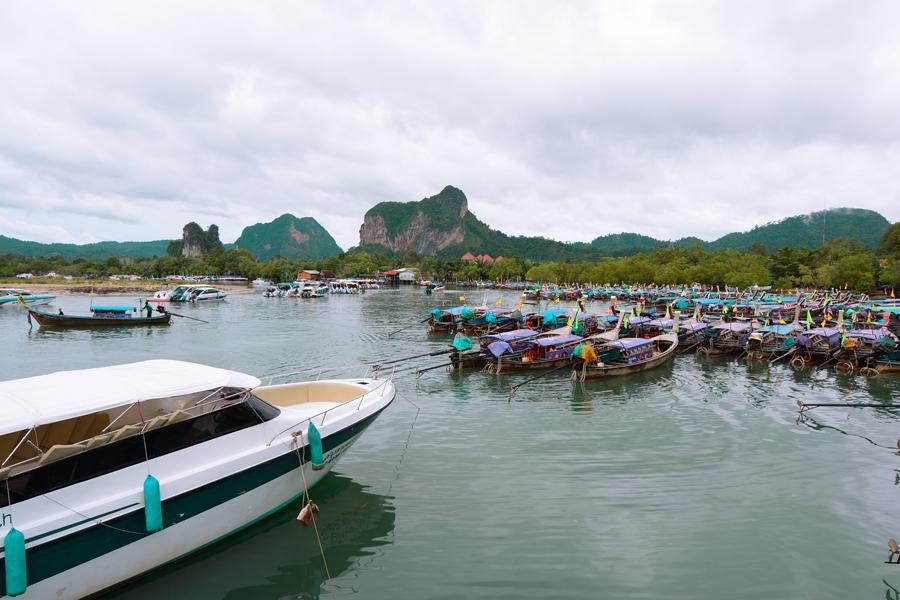 ao nang, wyspy tajlandii