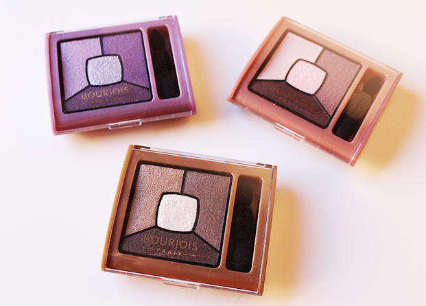 Sombras de ojos Smoky Stories Bourjois
