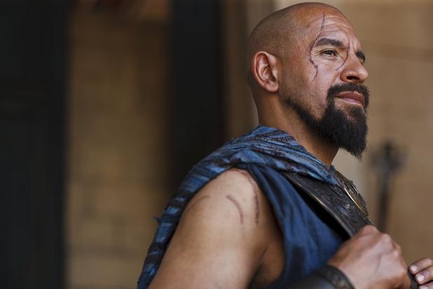 Ramos (Joe Dixon) en Atlantis