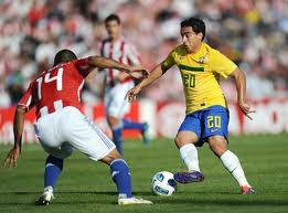 brasil empato contra paraguay