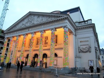 Teatro Real Moneda, Bruselas