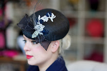 Vintage Inspired at Hat Therapy