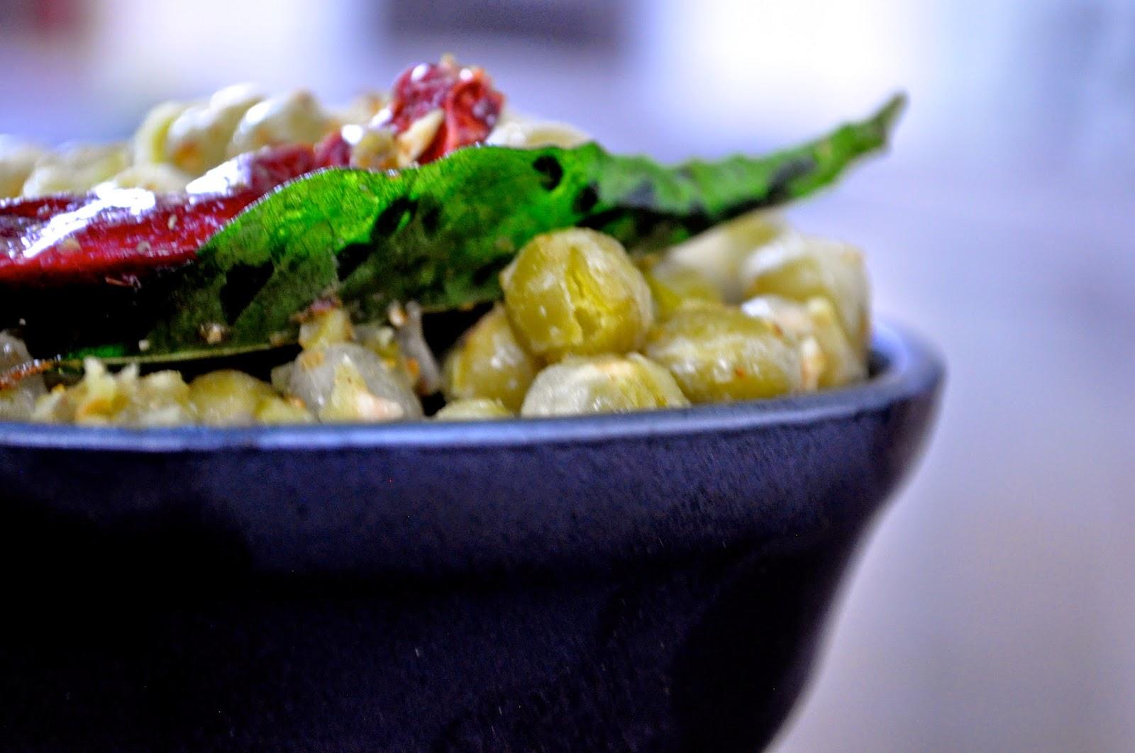 Green Peas Sundal