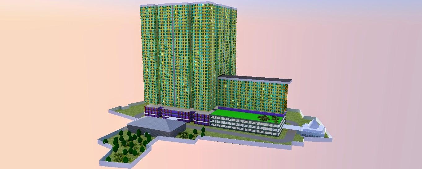 Apartemen Menengah