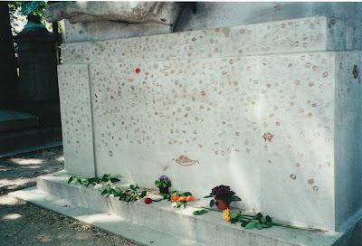 Pere Lachaise Oscar Wilde